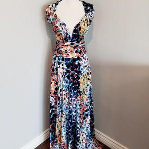 Von Vonni | Multiway | Long Maxi | Party Dress